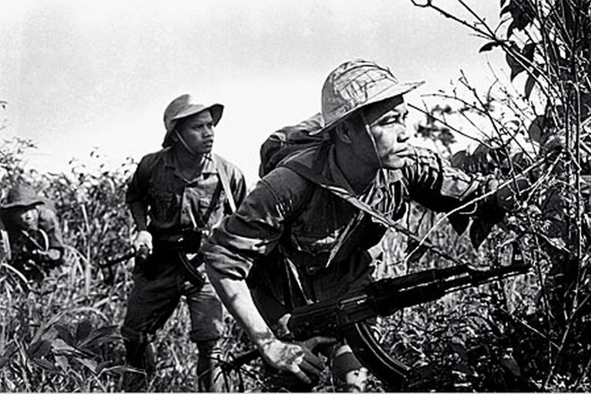 Ky thuat ban diem xa lam nen thuong hieu trong Chien tranh Viet Nam