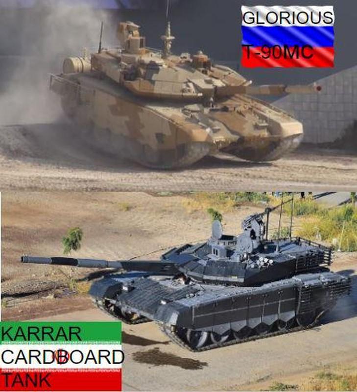 Iran khong can T-90 cua Nga vi co ban sao gan nhu y het-Hinh-14