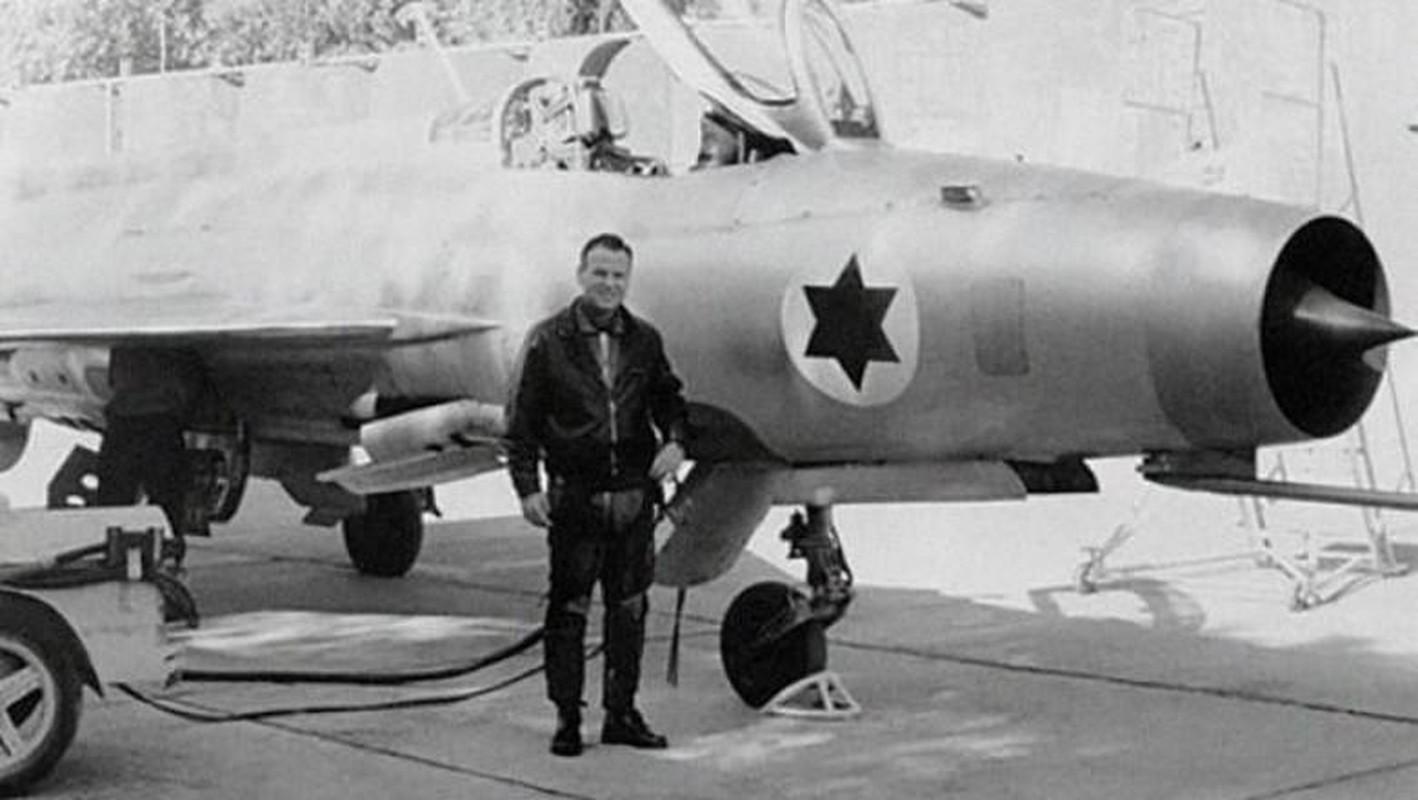 Cuoc chien tinh bao khoc liet giua Israel va Ai Cap (3)-Hinh-8
