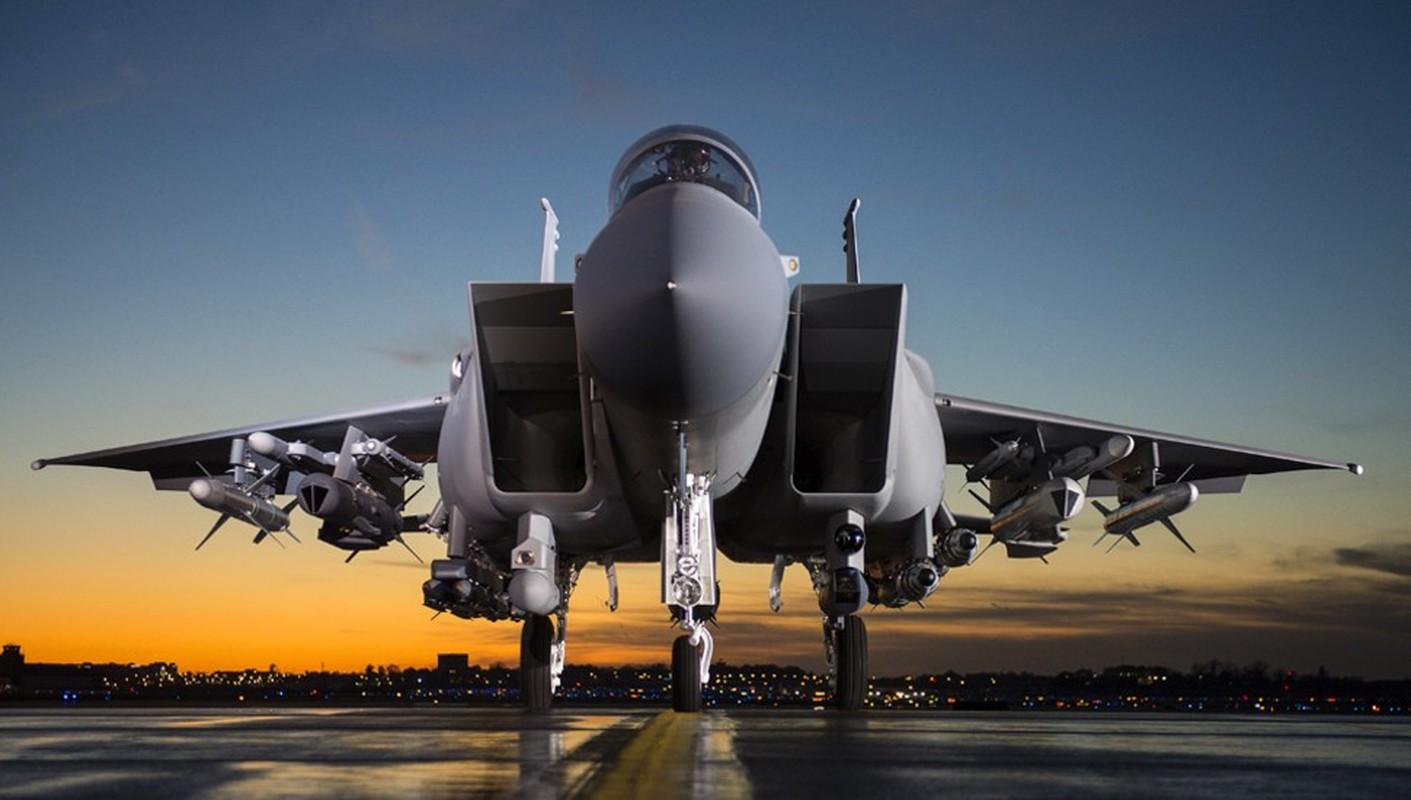 Neu An Do so huu tiem kich F-15EX, quoc gia nao se phai so?