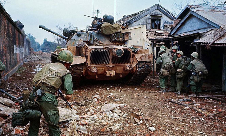 Tran dau xe tang lon nhat trong Chien tranh Viet Nam-Hinh-12
