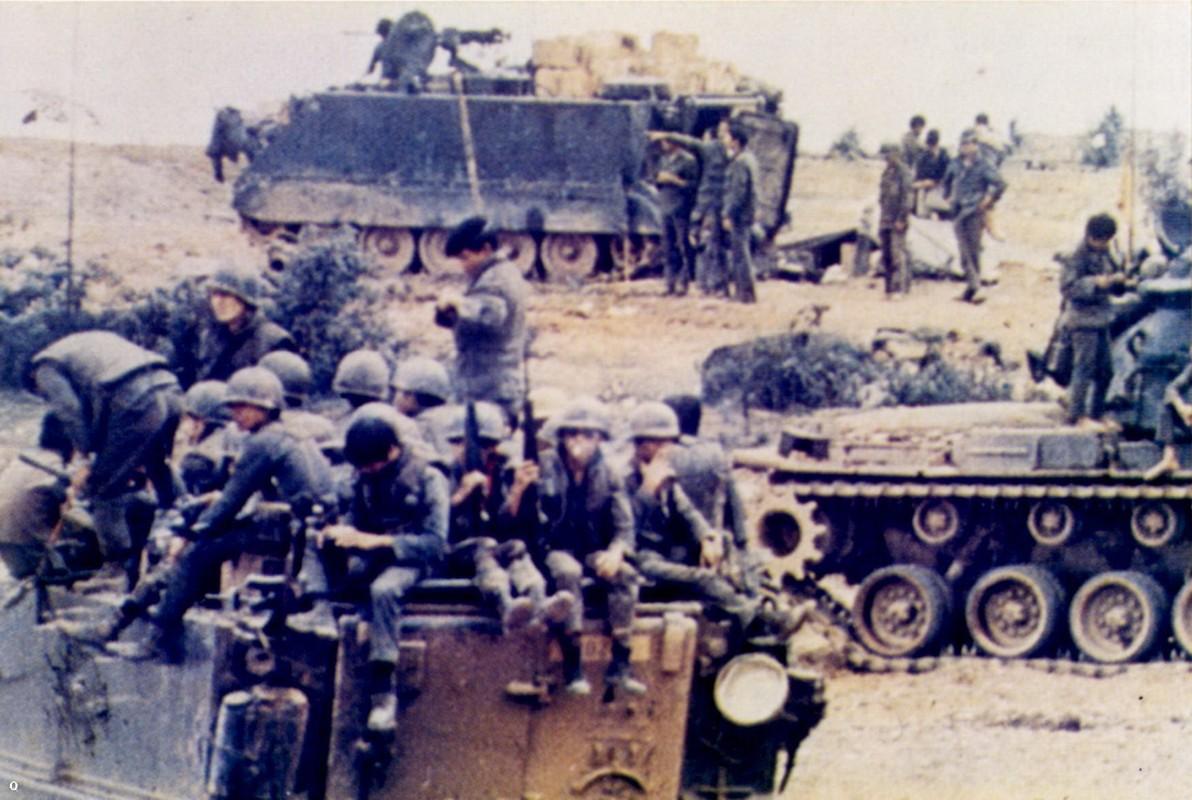 Tran dau xe tang lon nhat trong Chien tranh Viet Nam-Hinh-14