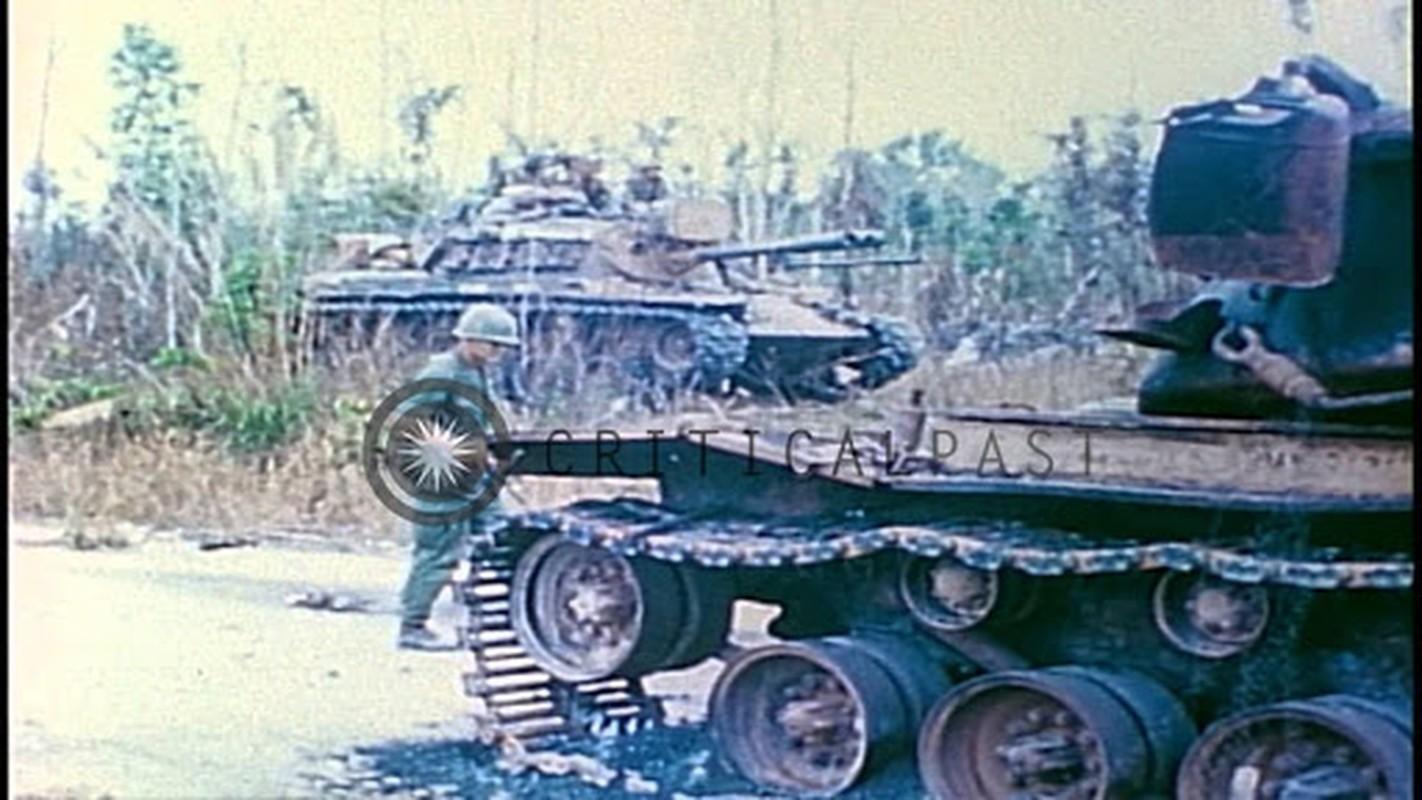 Tran dau xe tang lon nhat trong Chien tranh Viet Nam-Hinh-16