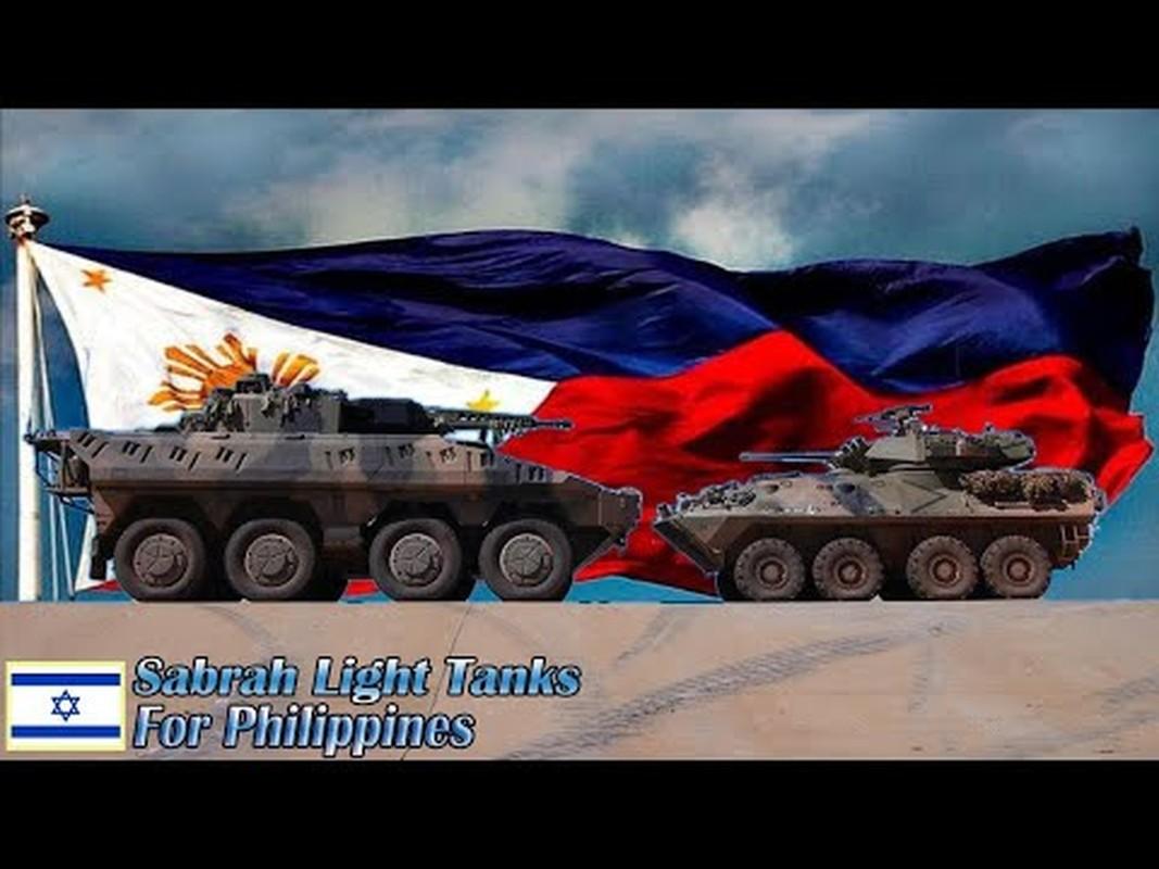 Hang xom Philippines bat ngo mua loat tang thiet giap khung tu Israel-Hinh-15