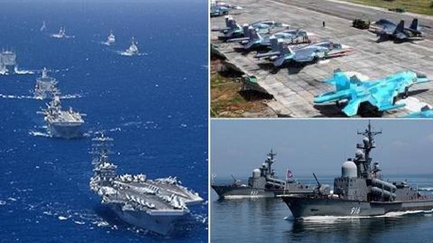 Mang sieu may bay toi Syria, Nga dung