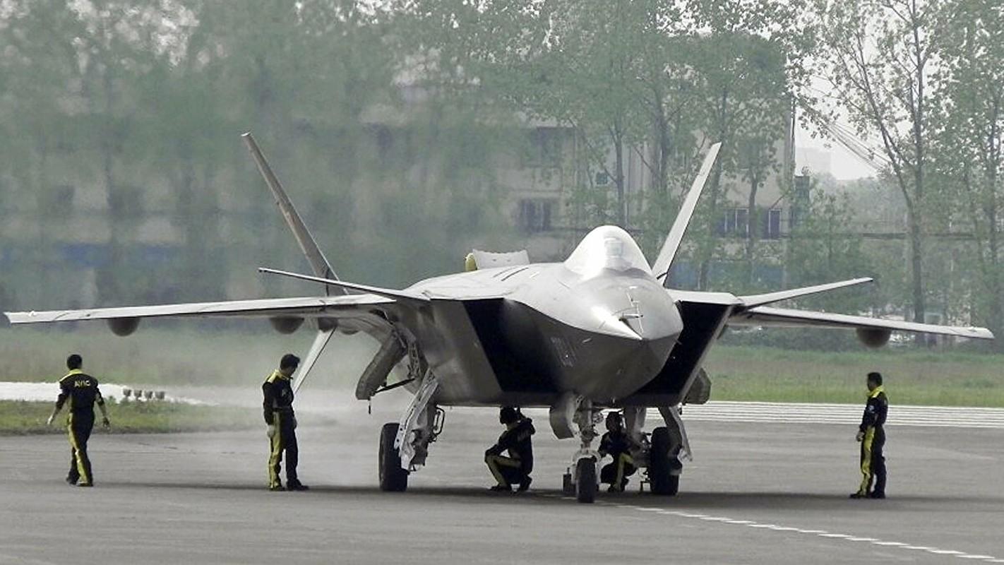 Trung Quoc tim cach nang cap J-20 de doi dau Rafale cua An Do-Hinh-8