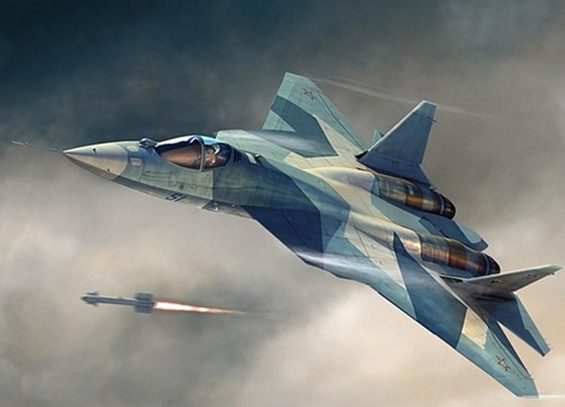 Dieu gi khien tiem kich Su-57 nhinh hon F-22 va vuot xa J-20?-Hinh-11