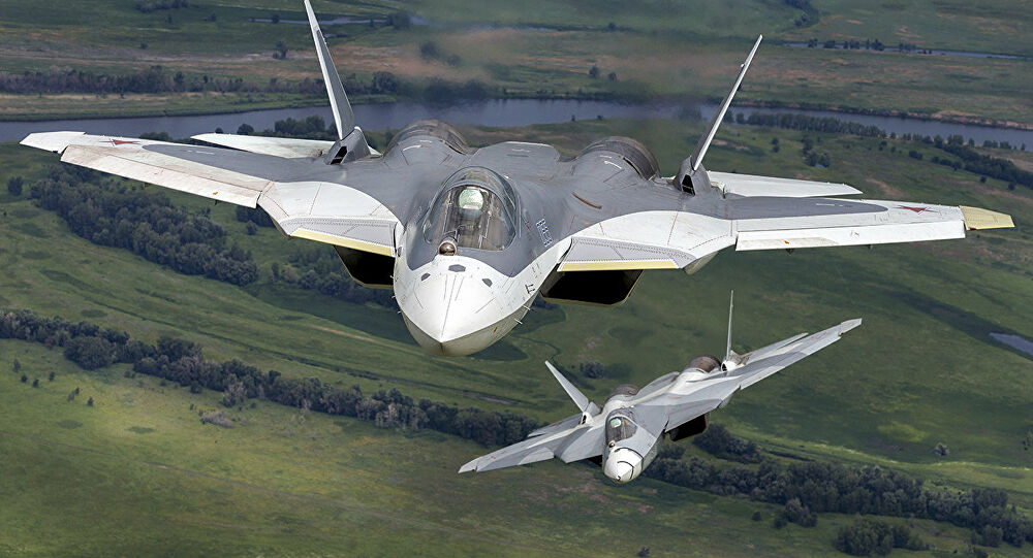 Dieu gi khien tiem kich Su-57 nhinh hon F-22 va vuot xa J-20?-Hinh-17