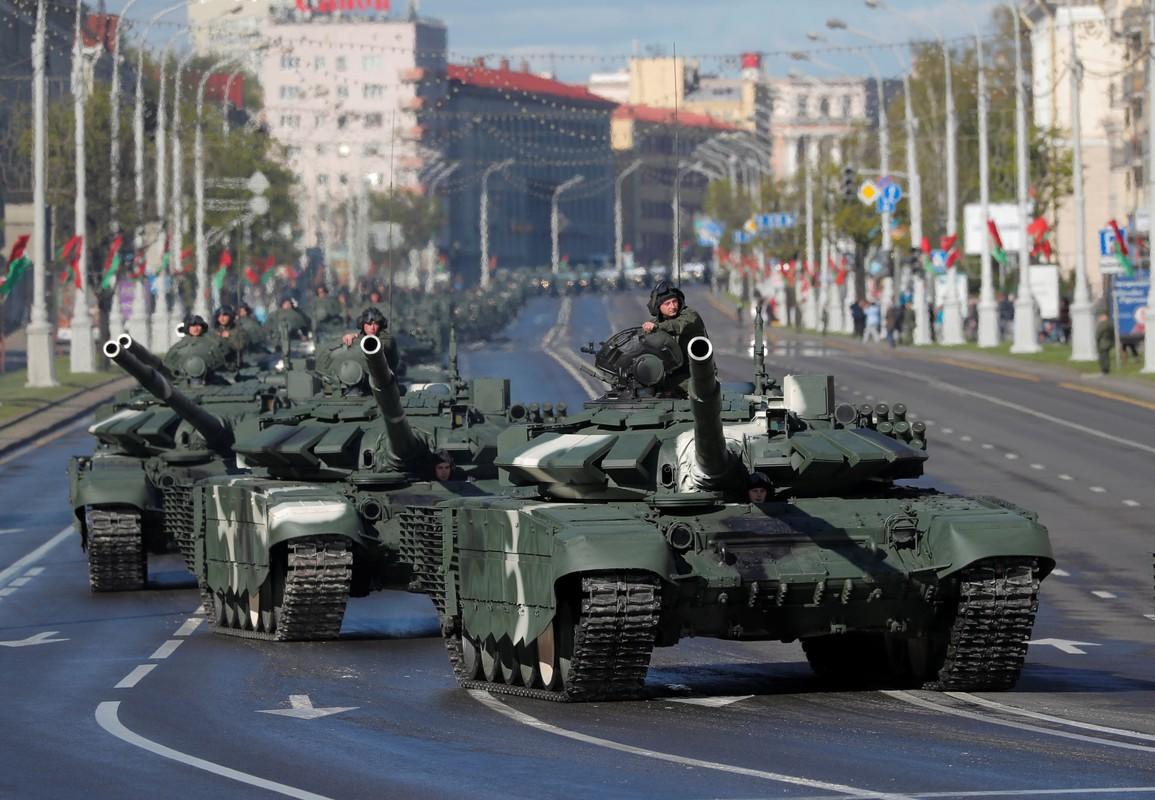Bat ngo: Phap len tieng benh vu khi Nga, cho rang NATO qua bao thu-Hinh-9