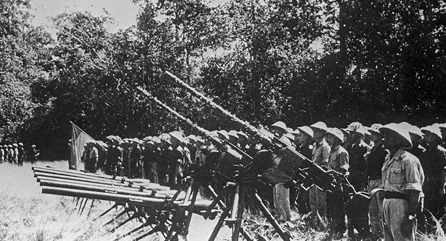 Dinh cao nghe thuat quan su cua Viet Nam trong tran Dong Xoai-Hinh-4