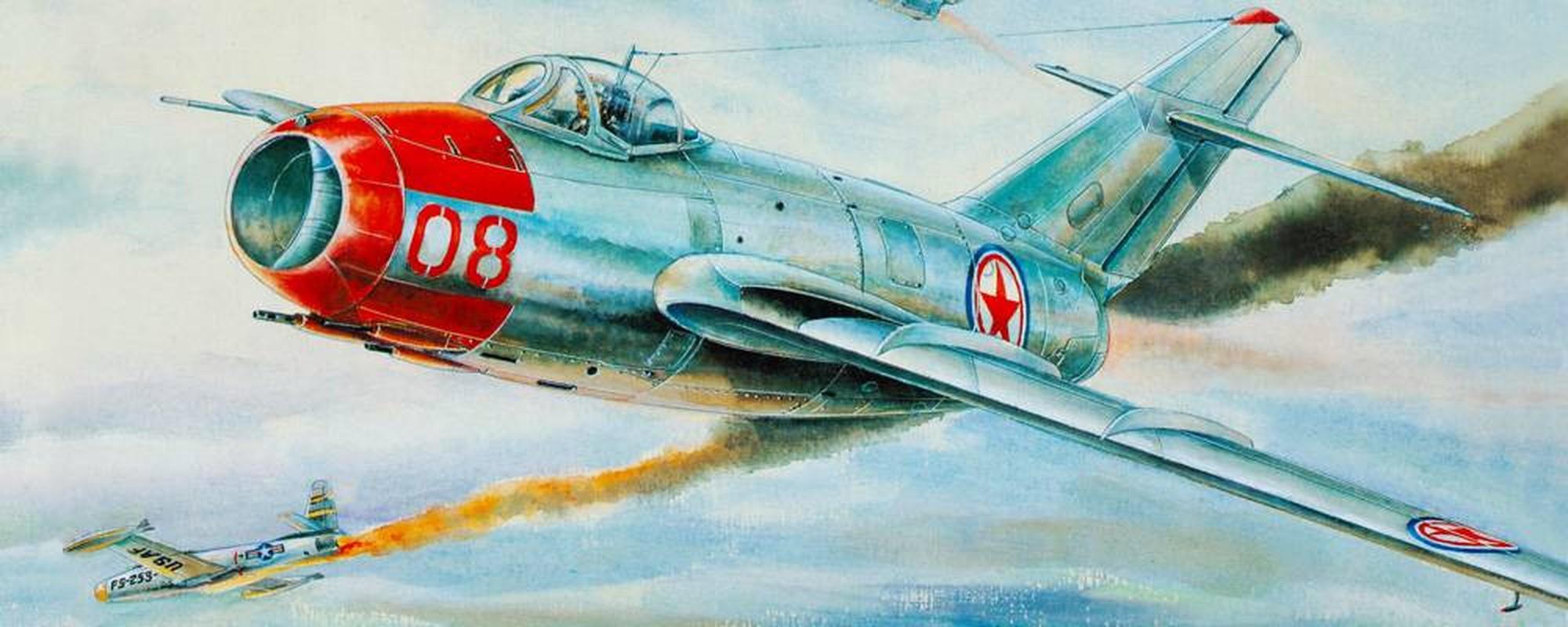 Lien Xo san sang doi 7 tiem kich MiG-15 cho chiec tiem kich My nay-Hinh-10