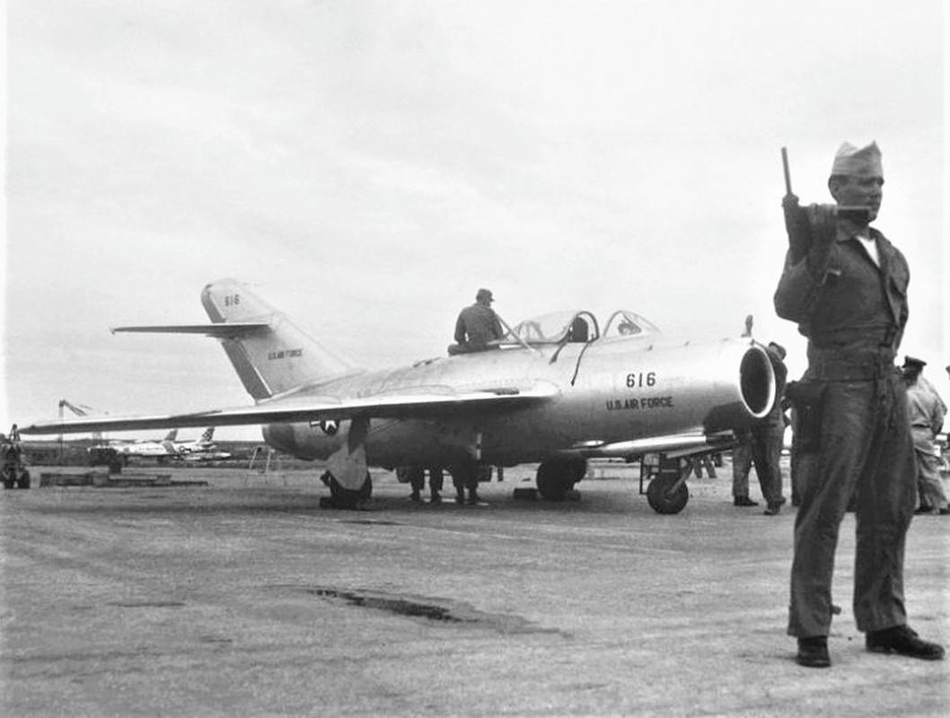 Lien Xo san sang doi 7 tiem kich MiG-15 cho chiec tiem kich My nay-Hinh-16
