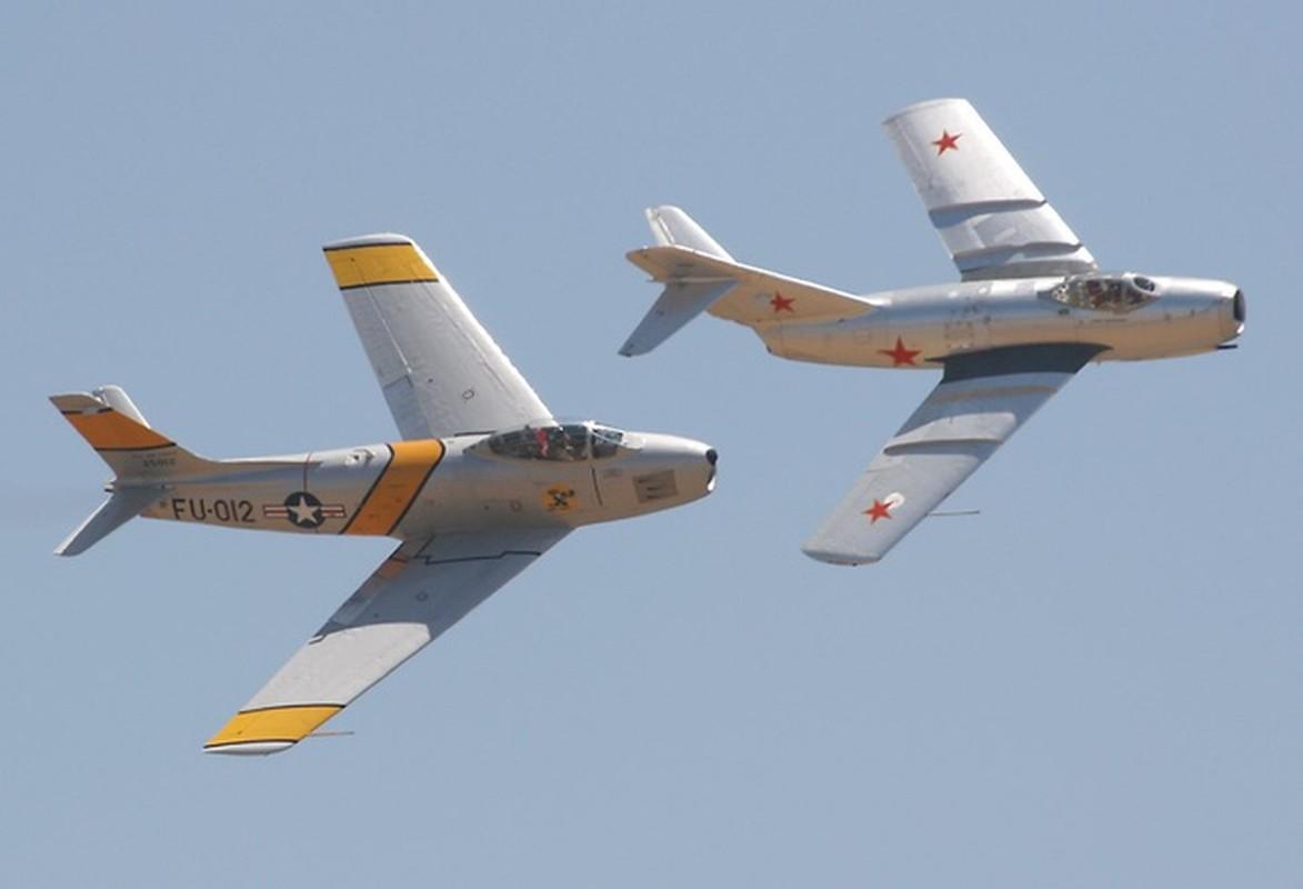 Lien Xo san sang doi 7 tiem kich MiG-15 cho chiec tiem kich My nay-Hinh-2