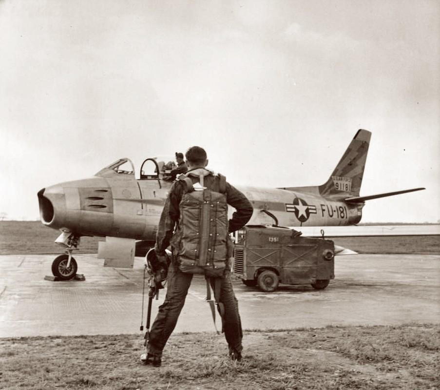 Lien Xo san sang doi 7 tiem kich MiG-15 cho chiec tiem kich My nay