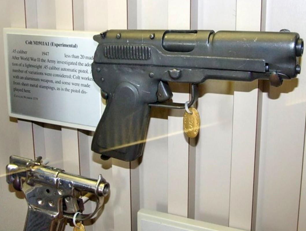 Cuoc dua giua 2 khau sung ngan huyen thoai Luger P-08 va Colt M-1911-Hinh-10