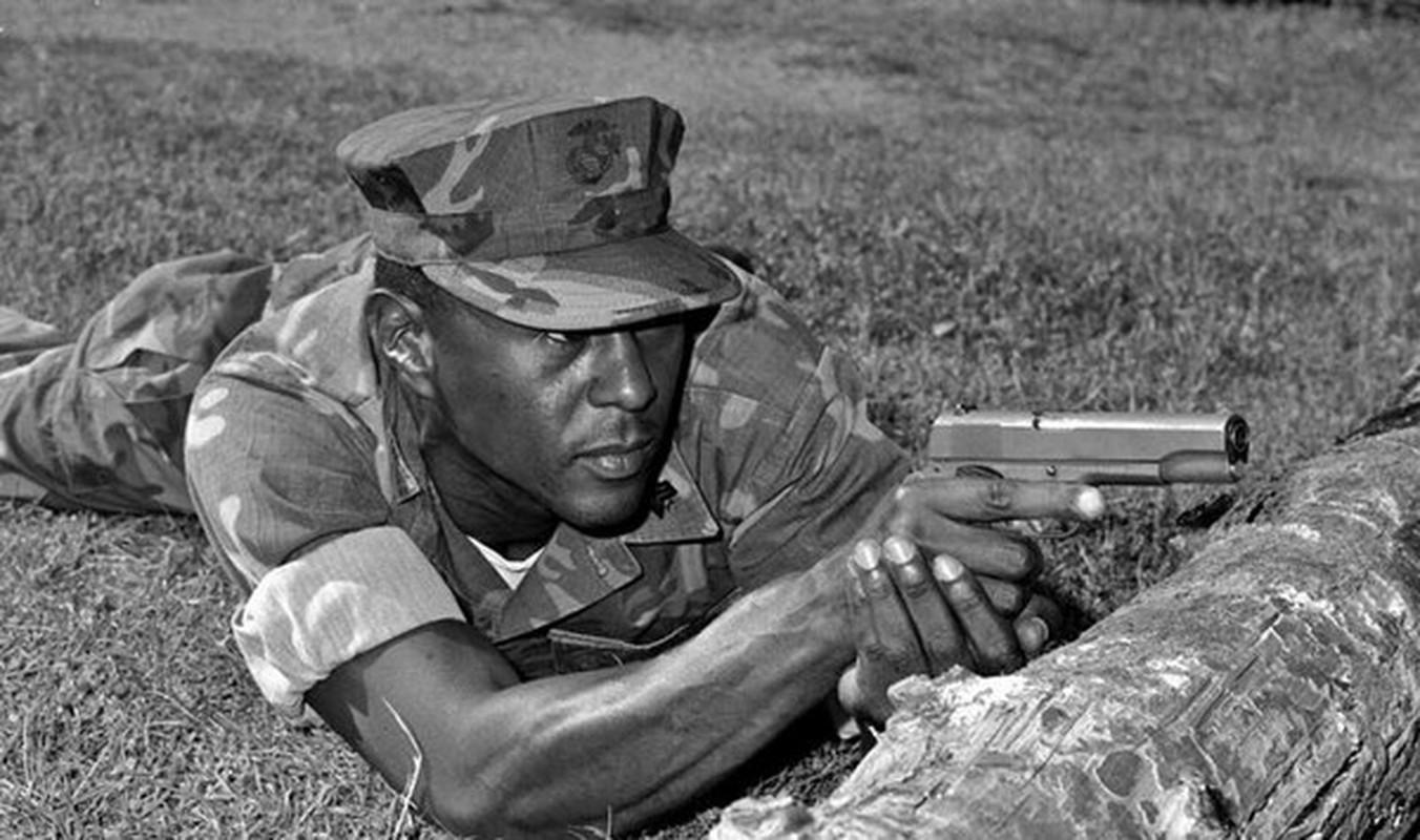 Cuoc dua giua 2 khau sung ngan huyen thoai Luger P-08 va Colt M-1911-Hinh-12