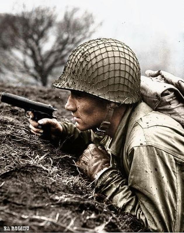 Cuoc dua giua 2 khau sung ngan huyen thoai Luger P-08 va Colt M-1911-Hinh-16
