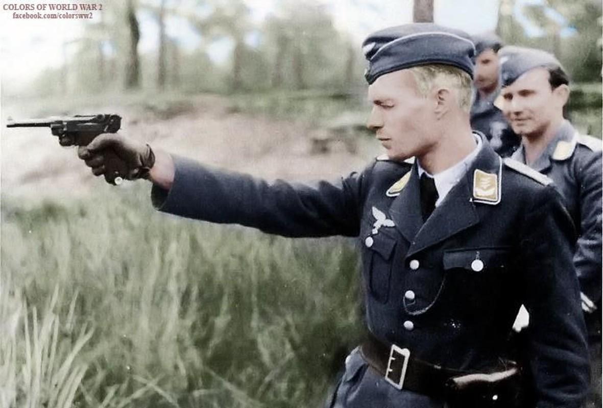 Cuoc dua giua 2 khau sung ngan huyen thoai Luger P-08 va Colt M-1911-Hinh-17