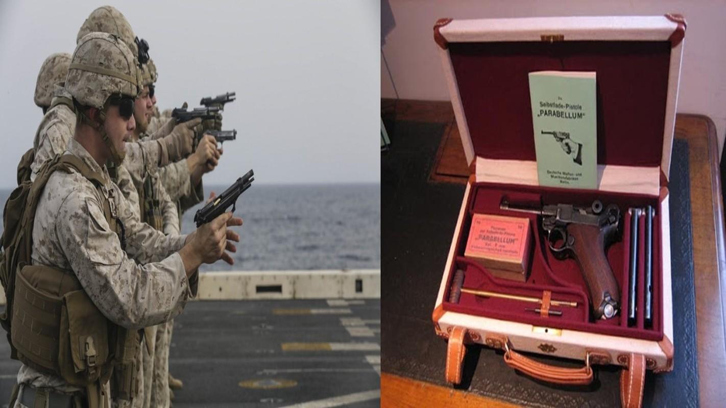 Cuoc dua giua 2 khau sung ngan huyen thoai Luger P-08 va Colt M-1911-Hinh-18