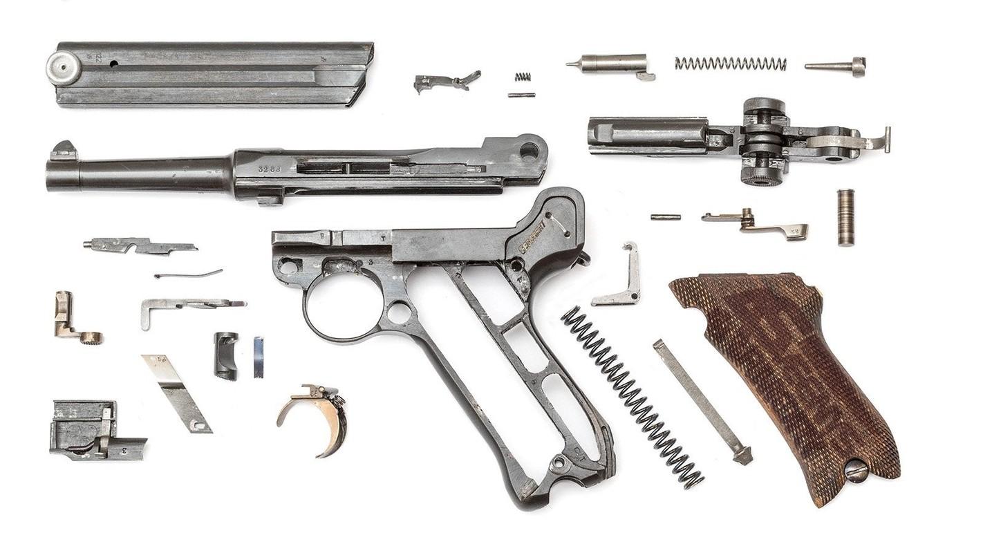 Cuoc dua giua 2 khau sung ngan huyen thoai Luger P-08 va Colt M-1911-Hinh-4