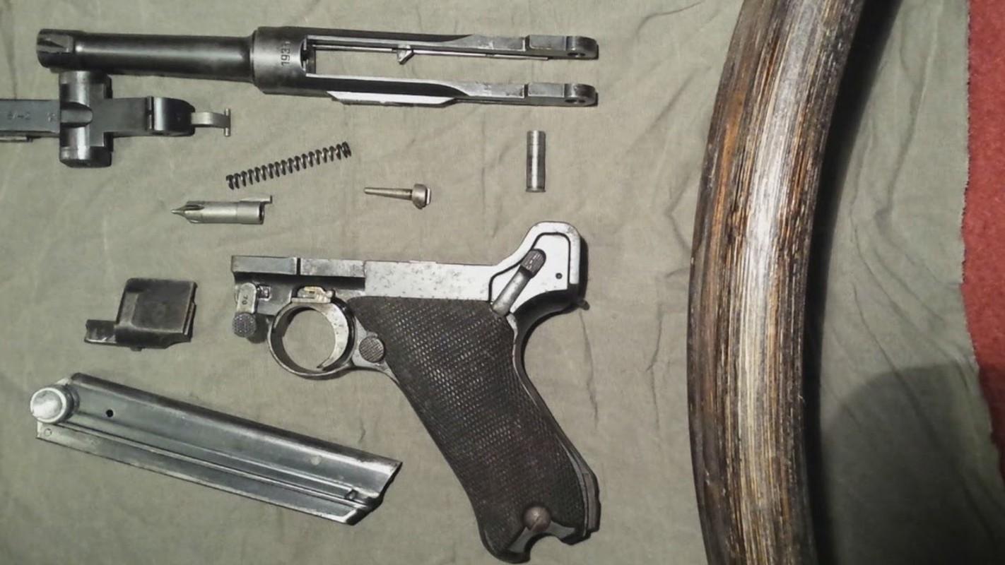 Cuoc dua giua 2 khau sung ngan huyen thoai Luger P-08 va Colt M-1911-Hinh-5