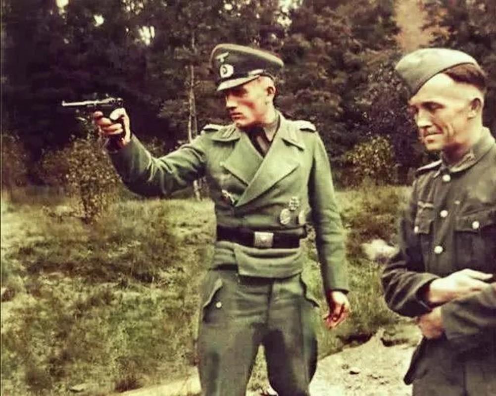 Cuoc dua giua 2 khau sung ngan huyen thoai Luger P-08 va Colt M-1911-Hinh-7