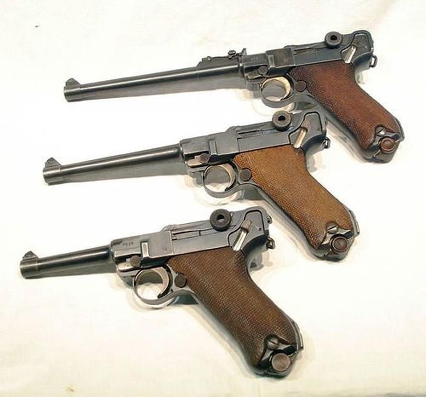Cuoc dua giua 2 khau sung ngan huyen thoai Luger P-08 va Colt M-1911-Hinh-8