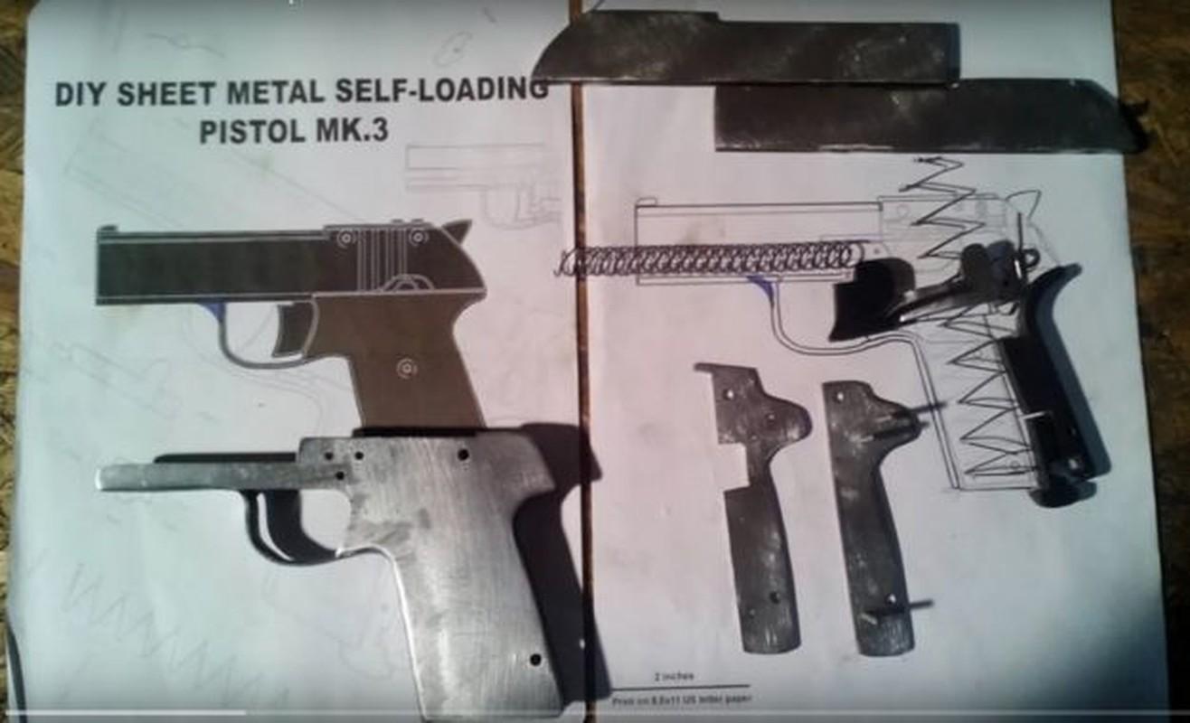 Cuoc dua giua 2 khau sung ngan huyen thoai Luger P-08 va Colt M-1911-Hinh-9