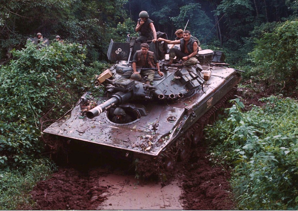 Ket tham cua dan xe tang My manh nhat trong chien tranh Viet Nam-Hinh-9
