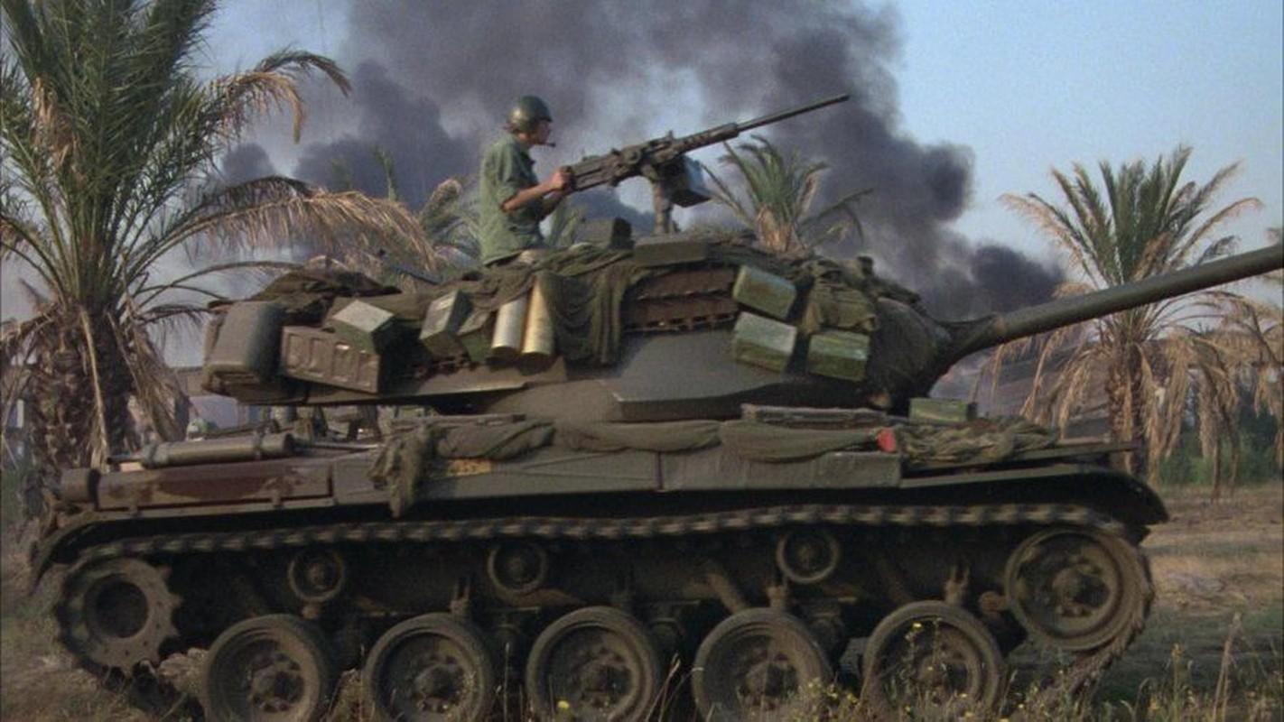 Ket tham cua dan xe tang My manh nhat trong chien tranh Viet Nam