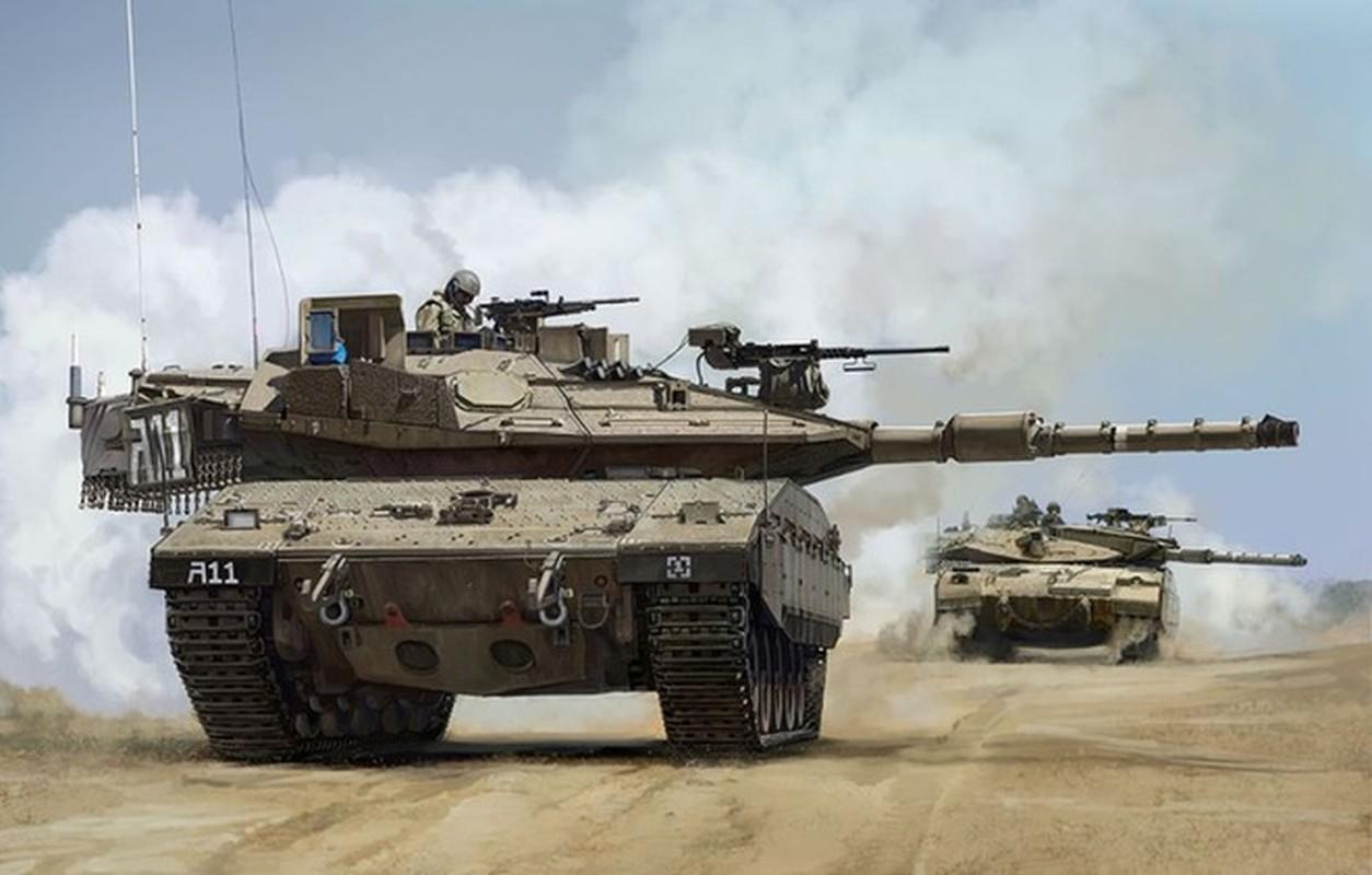 Dan vu khi tuyet dinh cua Israel, co loai Viet Nam da mua-Hinh-4