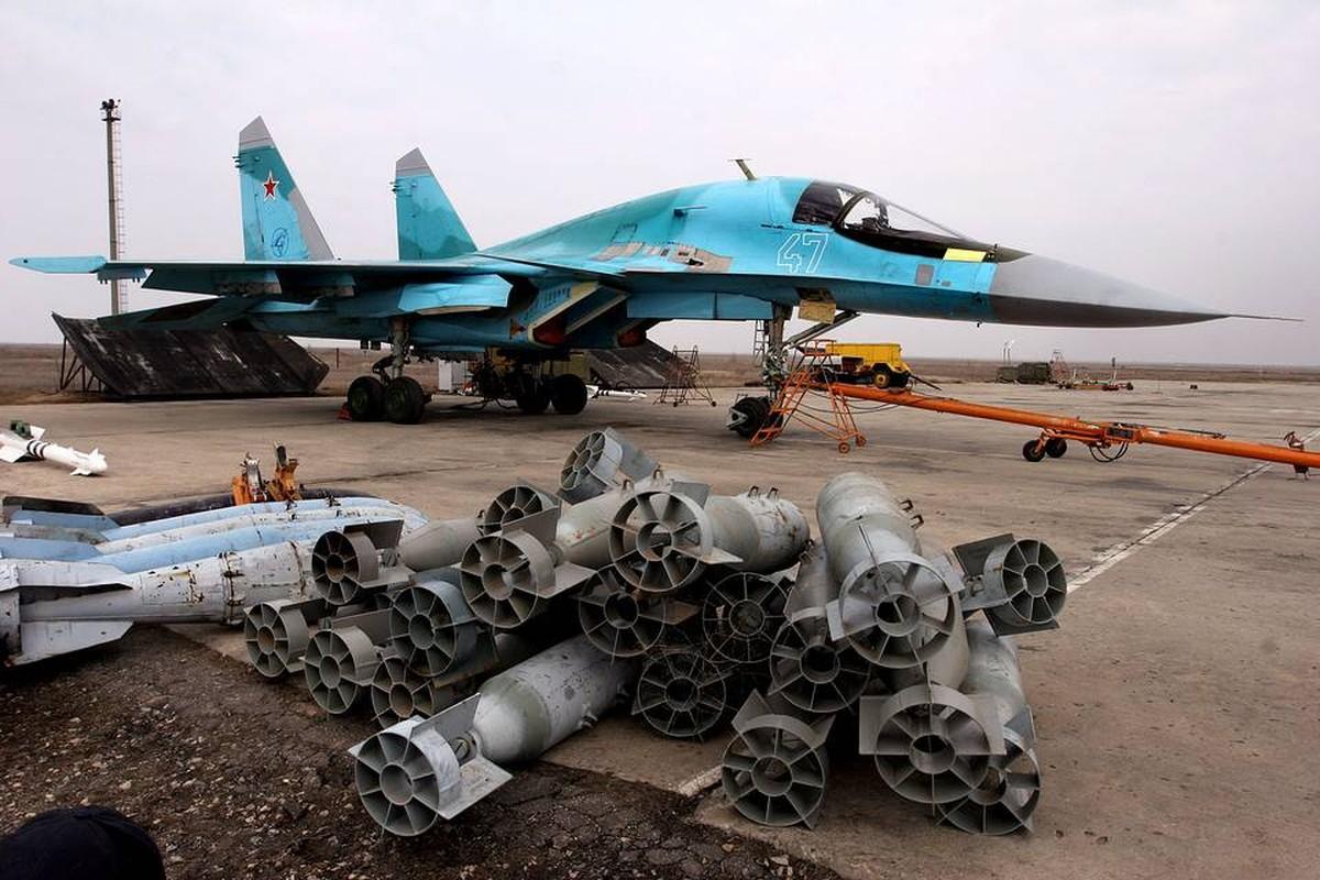 Neu mua duoc tiem kich bom Su-34M, Khong quan Algeria se manh toi dau?-Hinh-12
