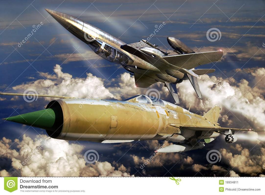 F-35 co dam vao vet xe do cua F-105 trong chien tranh Viet Nam?-Hinh-10