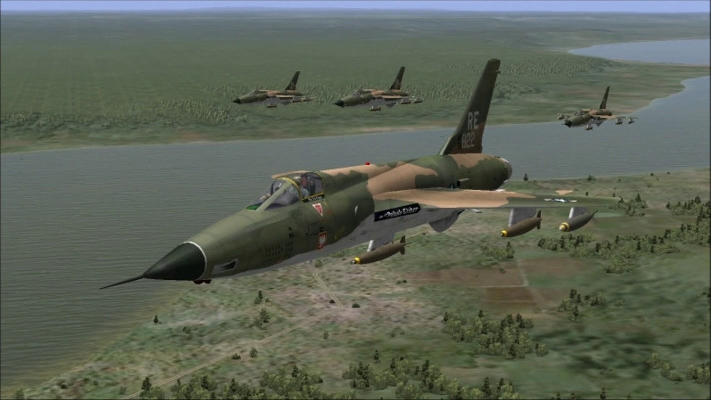 F-35 co dam vao vet xe do cua F-105 trong chien tranh Viet Nam?-Hinh-12