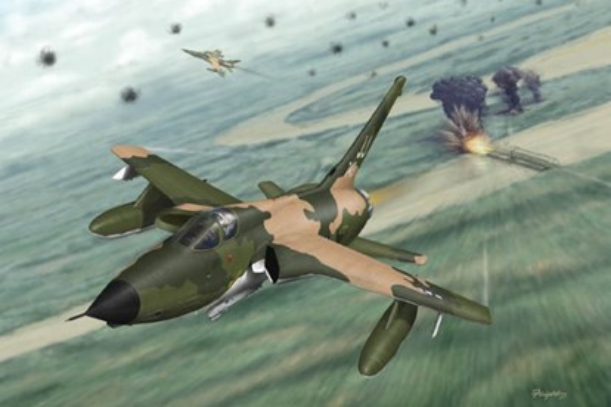 F-35 co dam vao vet xe do cua F-105 trong chien tranh Viet Nam?-Hinh-13
