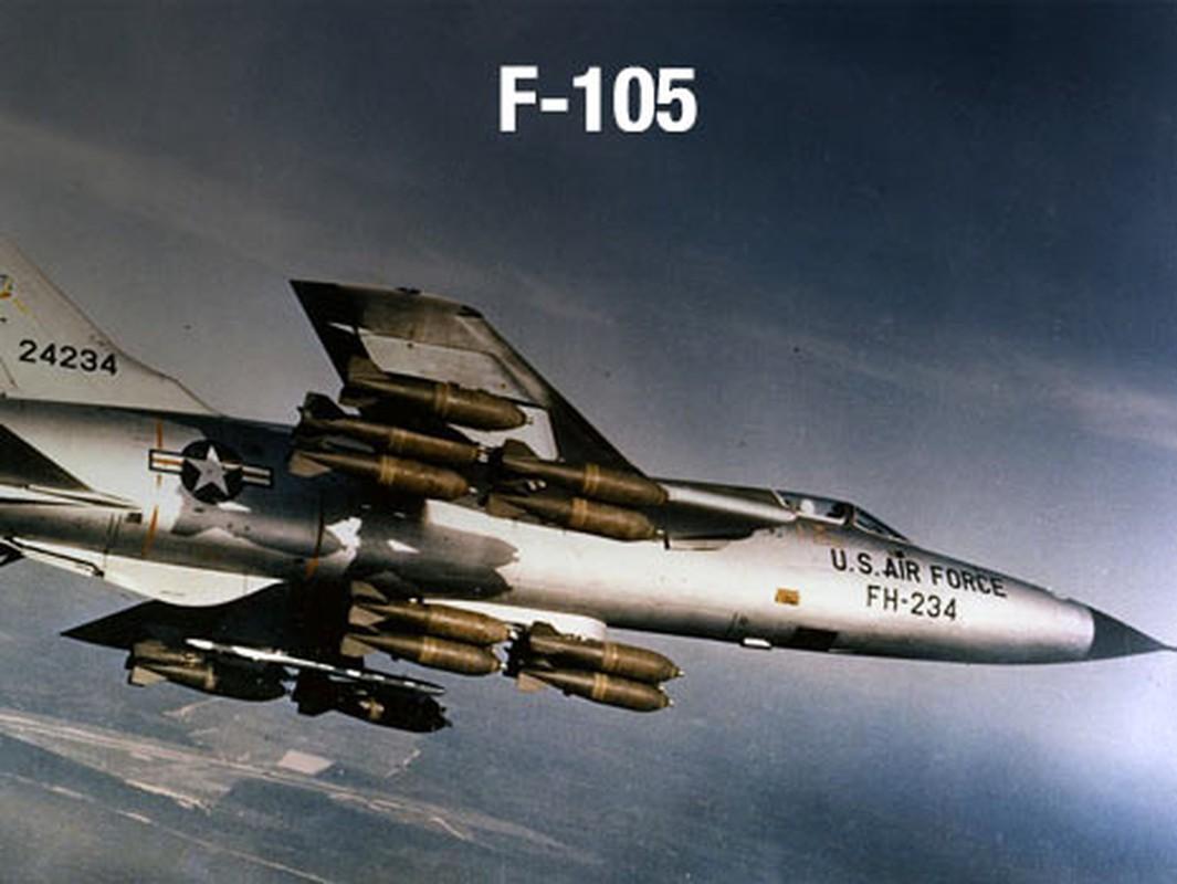 F-35 co dam vao vet xe do cua F-105 trong chien tranh Viet Nam?-Hinh-3