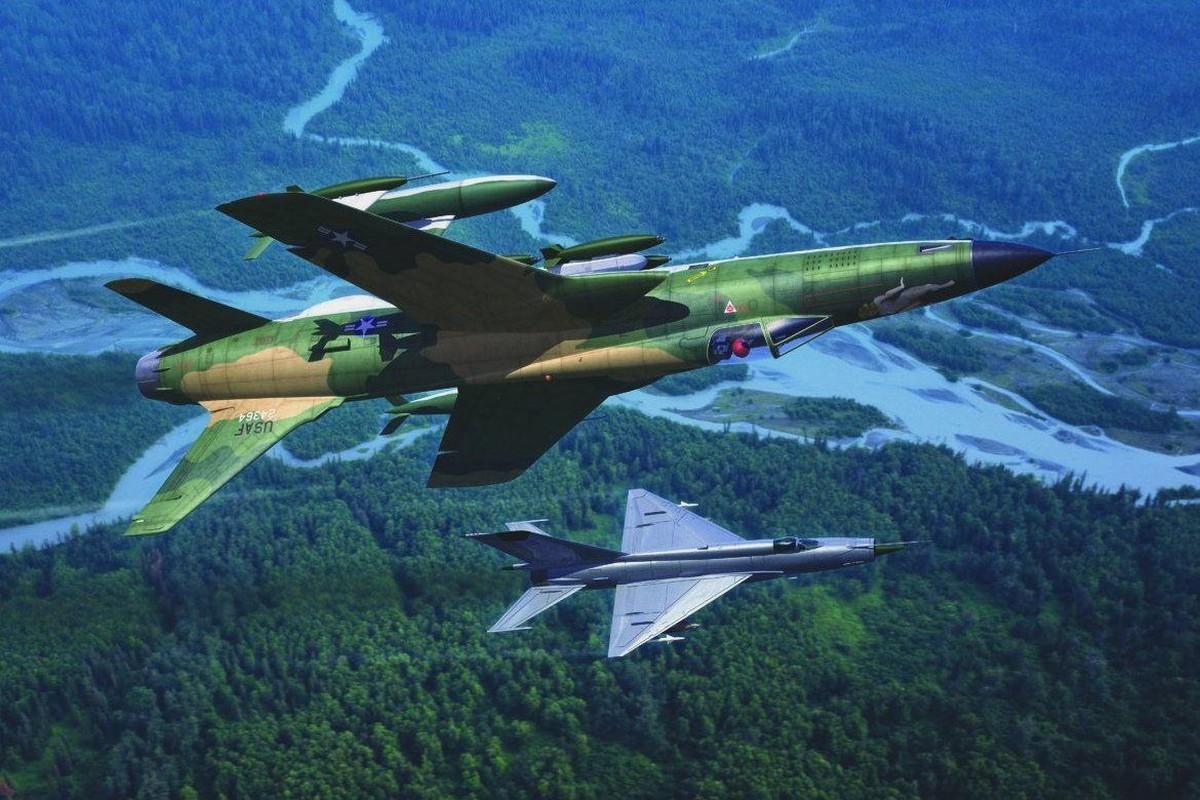 F-35 co dam vao vet xe do cua F-105 trong chien tranh Viet Nam?-Hinh-4