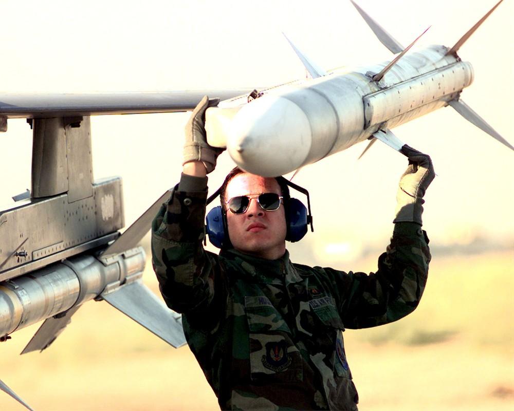 MiG-23 cua Trieu Tien doi dau F-16 Han Quoc - Ai se thang?-Hinh-14