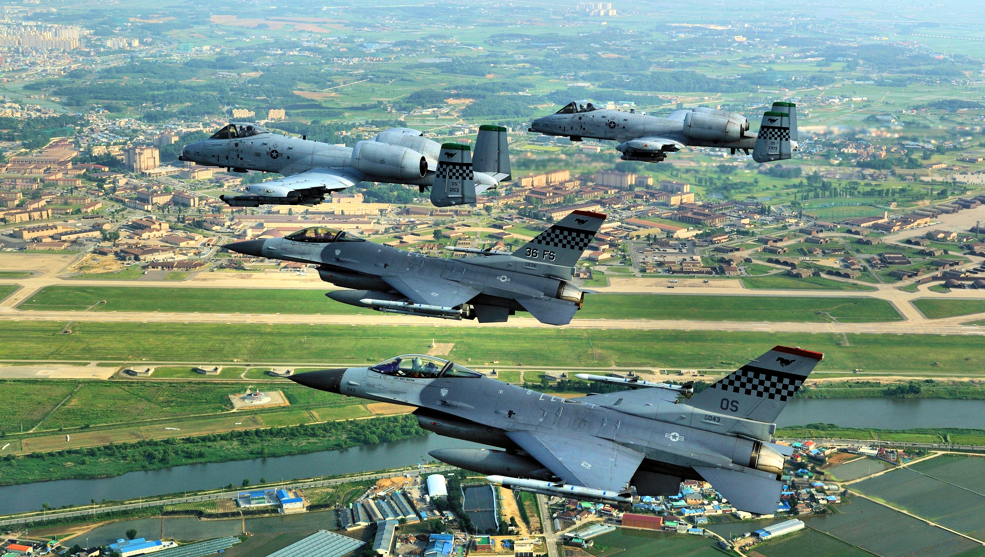 MiG-23 cua Trieu Tien doi dau F-16 Han Quoc - Ai se thang?-Hinh-18