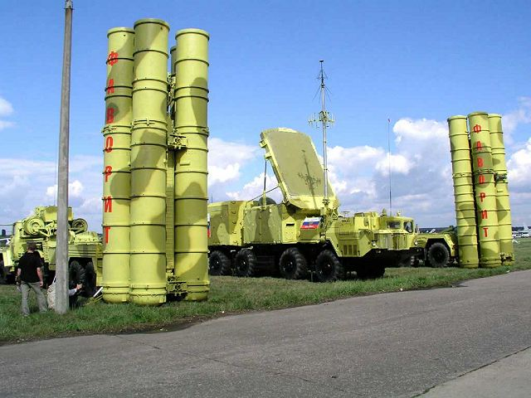Ukraine cung cap he ten lua S-300PT cho My de