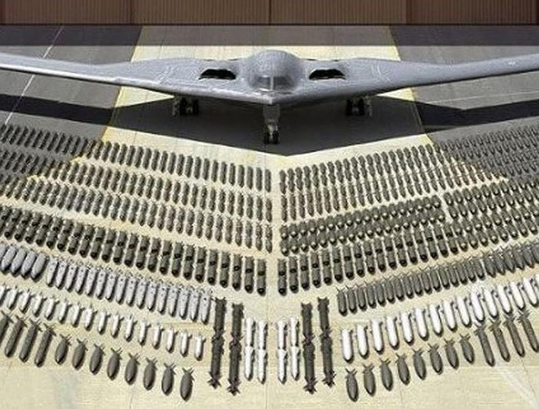 Tai sao B-2 Spirt van vuot xa Nga, la
