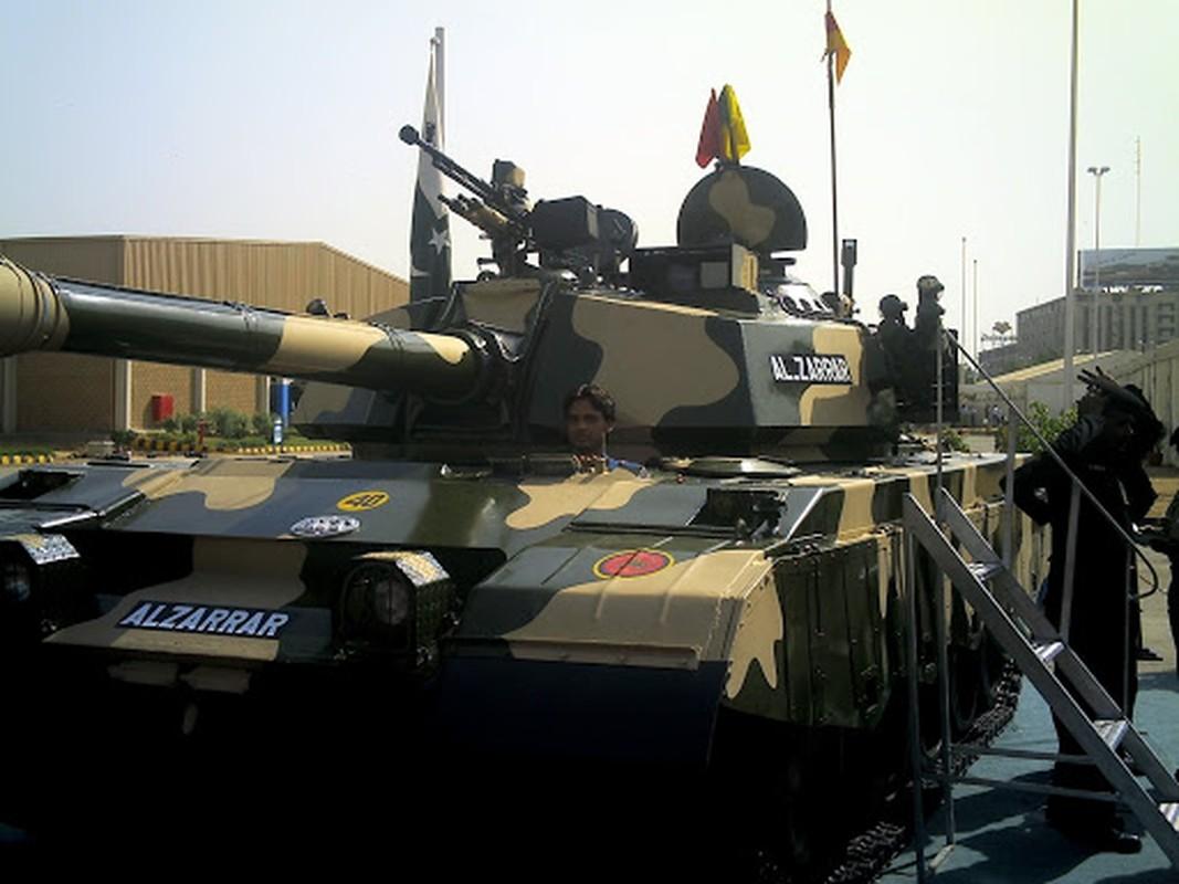 """Xe tang """"nha trong"""" Arjun MK-1A  cua An Do co ap dao duoc Pakistan?-Hinh-10"""