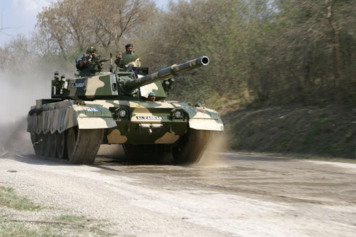 """Xe tang """"nha trong"""" Arjun MK-1A  cua An Do co ap dao duoc Pakistan?-Hinh-11"""
