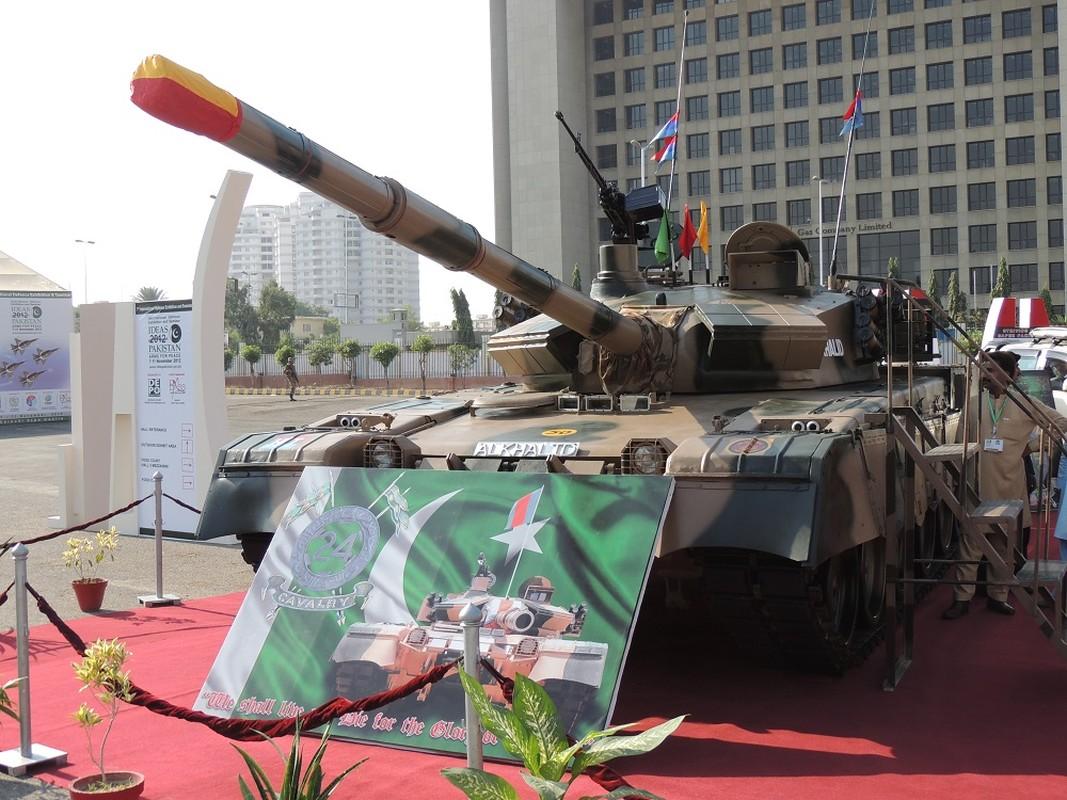"""Xe tang """"nha trong"""" Arjun MK-1A  cua An Do co ap dao duoc Pakistan?-Hinh-12"""