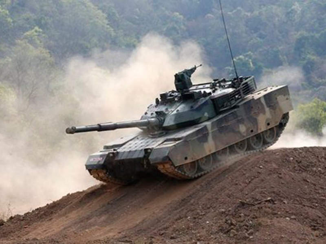 """Xe tang """"nha trong"""" Arjun MK-1A  cua An Do co ap dao duoc Pakistan?-Hinh-15"""