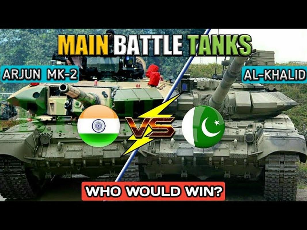 """Xe tang """"nha trong"""" Arjun MK-1A  cua An Do co ap dao duoc Pakistan?-Hinh-17"""