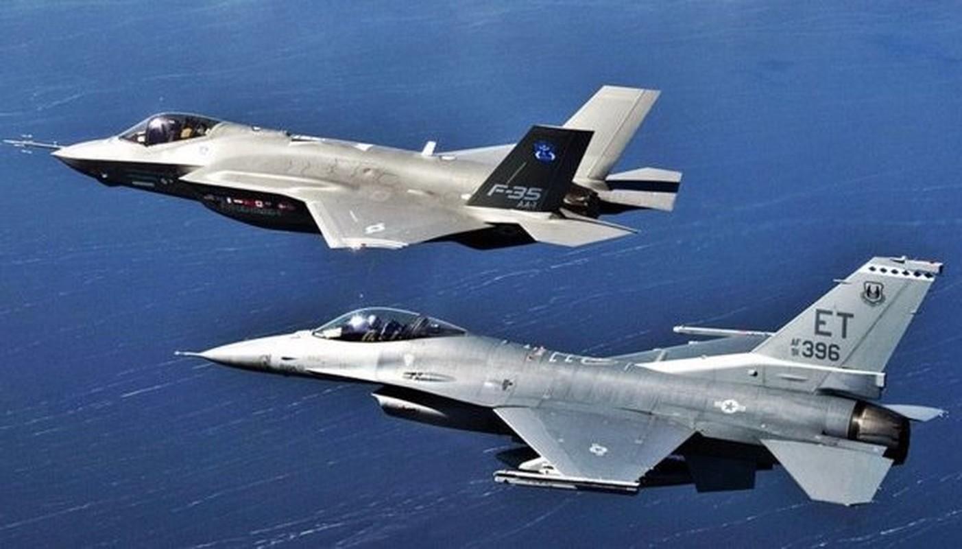 Ly do My quyet khong ban F-15 hay F-35 cho dao Dai Loan?