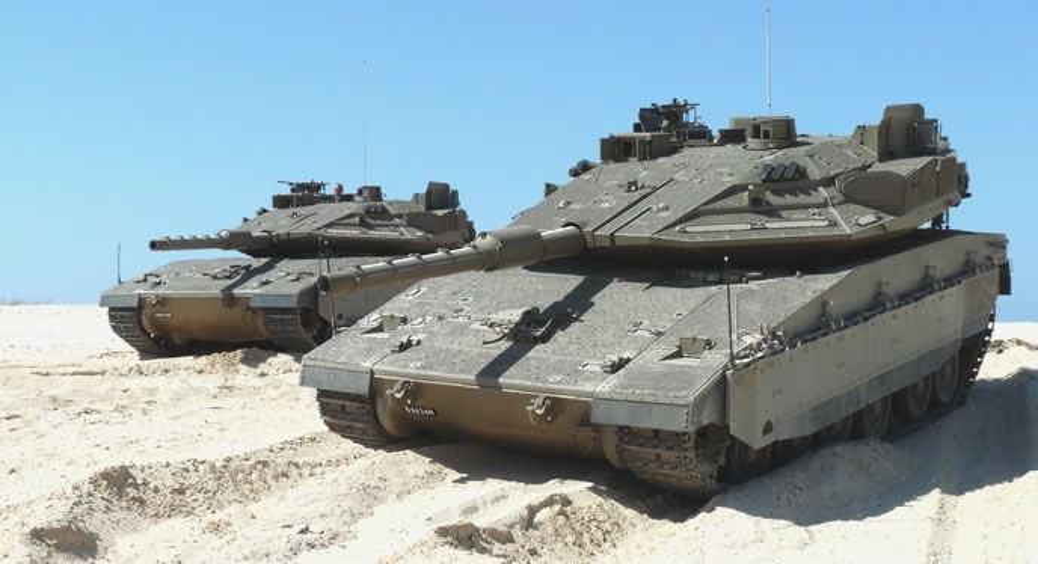 Khong phai Nga va My, dinh cao che tao xe tang phai la Israel (P2)-Hinh-13