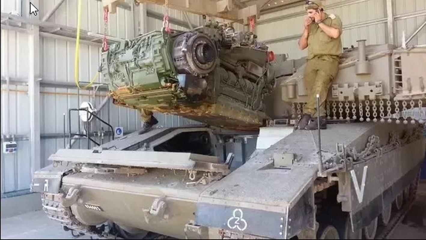 Khong phai Nga va My, dinh cao che tao xe tang phai la Israel (P2)-Hinh-2