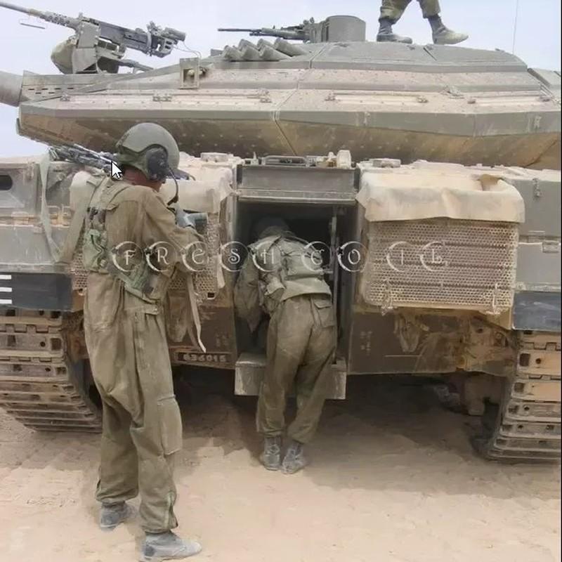 Khong phai Nga va My, dinh cao che tao xe tang phai la Israel (P2)-Hinh-3